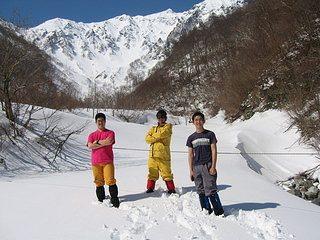 雪中キャンプ009