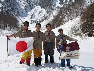 雪中キャンプ016