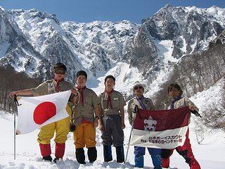 雪中キャンプ017