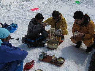 雪中キャンプ021