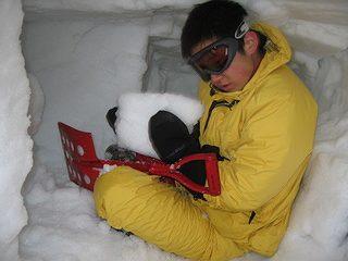 雪中キャンプ023