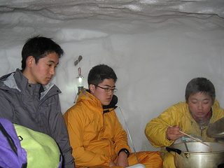 雪中キャンプ026