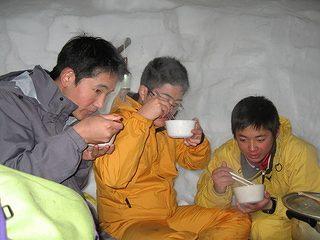 雪中キャンプ027