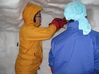 雪中キャンプ031