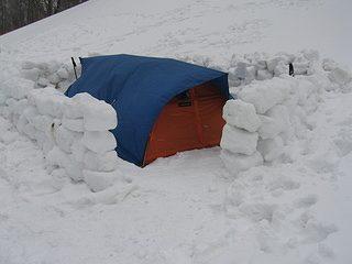 雪中キャンプ034
