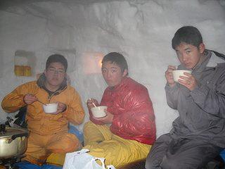 雪中キャンプ036