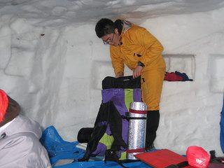 雪中うキャンプ038
